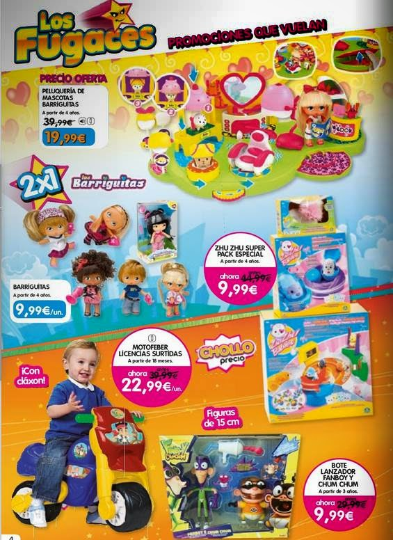 Ofertas de Juguetes en Toy Planet 2014