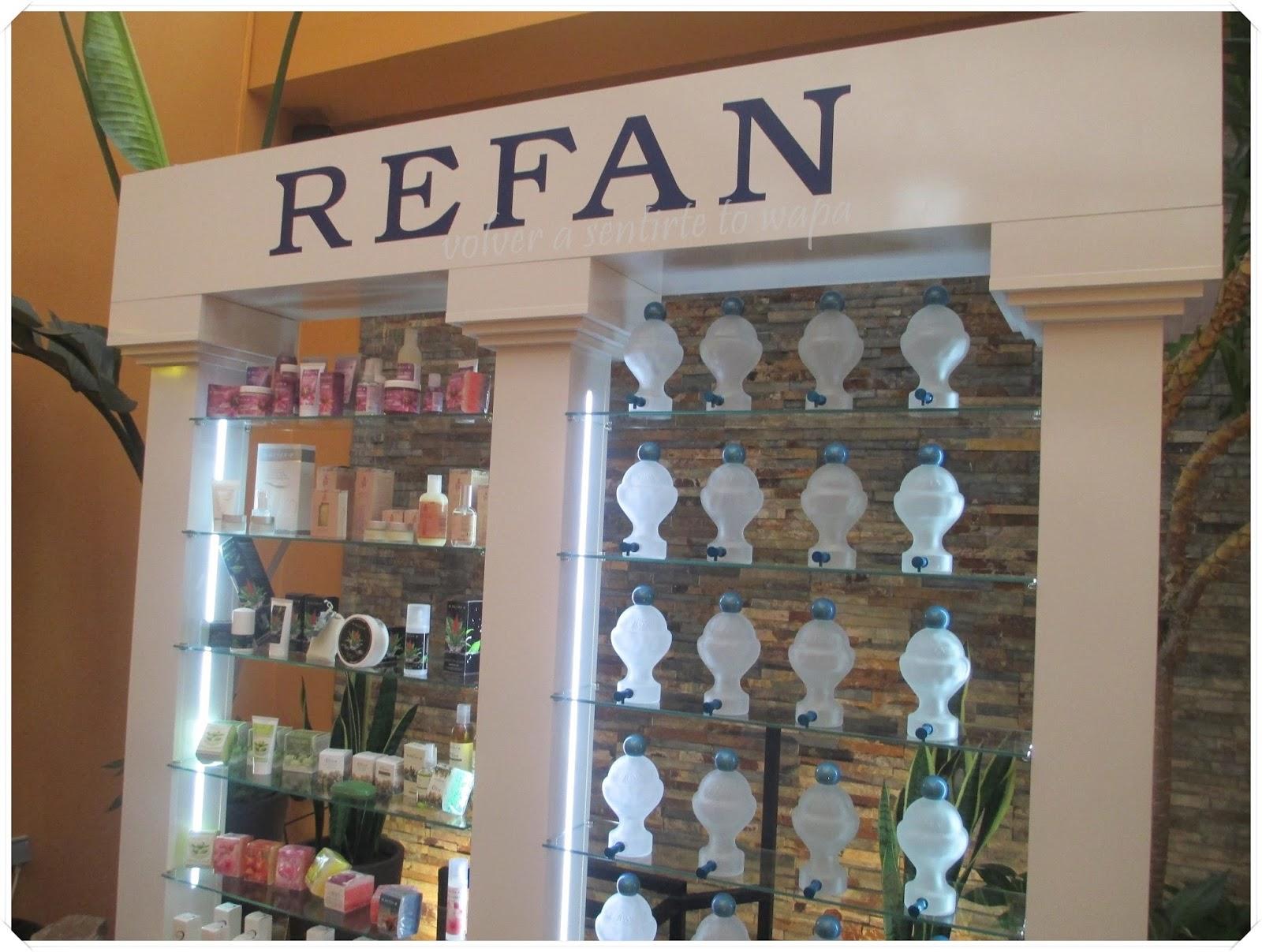 REFAN - perfumes y cosmética corporal