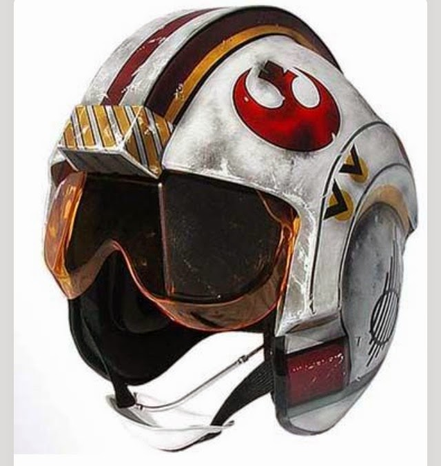 star wars motorcycle helmet