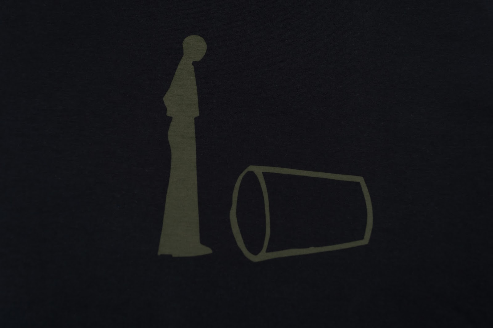 "camiseta de chico ""Vaso"" -tienda online de camisetas QuieroCamisetass.com"