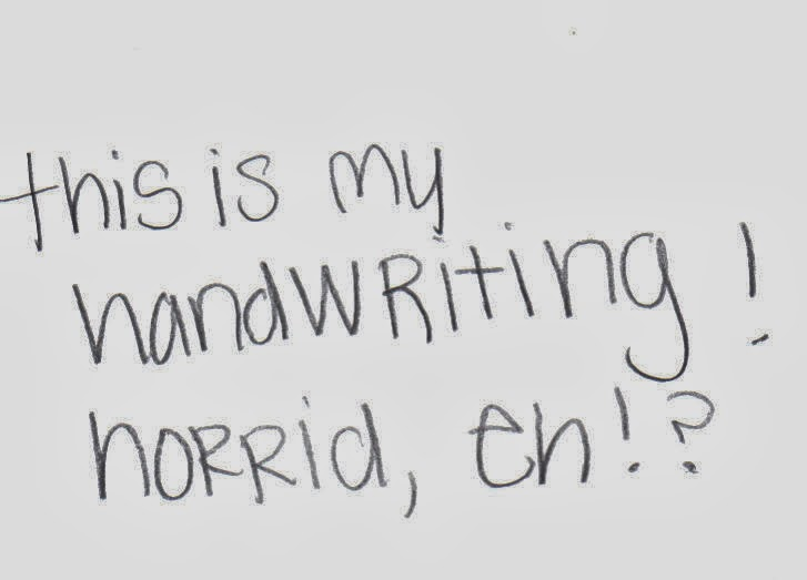 Girly Handwriting