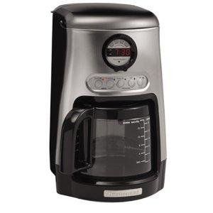 Java Studio Coffee Maker : KitchenAid KCM514OB JavaStudio 14-Cup Coffee Maker Kitchenaid coffee maker