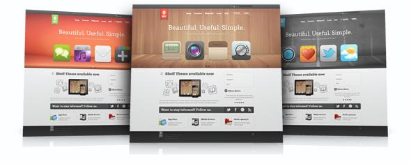 YT Shelf Theme for WordPress v1.0.8