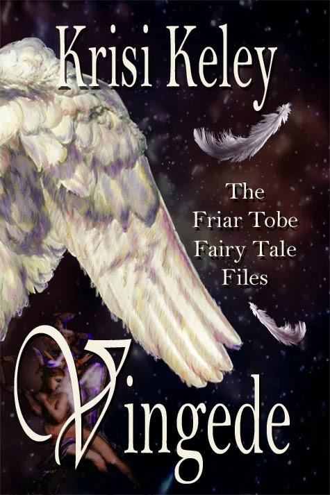 http://www.amazon.com/Vingede-Friar-Tobe-Fairy-Files-ebook/dp/B00FNY7CXQ/ref=sr_1_1?s=digital-text&ie=UTF8&qid=1393438090&sr=1-1&keywords=Vingede