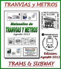 Ago 12 - TRANVIAS Y METROS