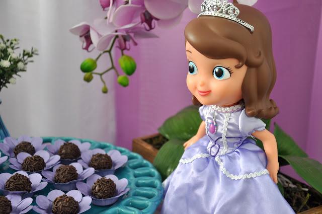 Princesa Sofia e seus amigos