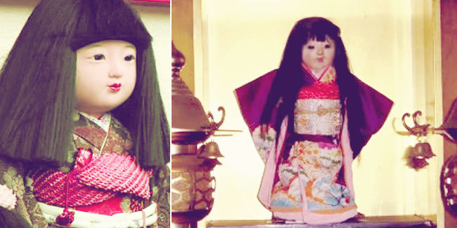 Boneka Okiku, Rambutnya Terus Tumbuh Secara Misterius [ www.BlogApaAja.com ]