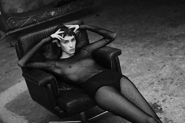 Margaux Brooke for Revs Magazine. Photographed by Nicolas Guerin. anotsomodellife.com