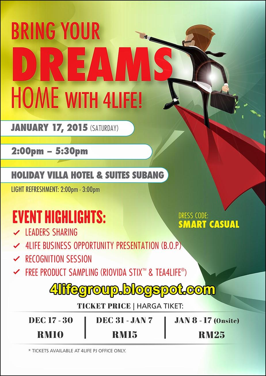 foto Bawa Pulang Impian Anda Bersama 4Life di Subang (1)