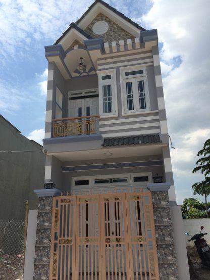 Bán nhà 1 lầu 1 trệt gần trường học Lý Thường Kiệt dĩ an