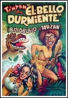 Tin Tan: El Bello Durmiente (1952) Español Latino DVDRip