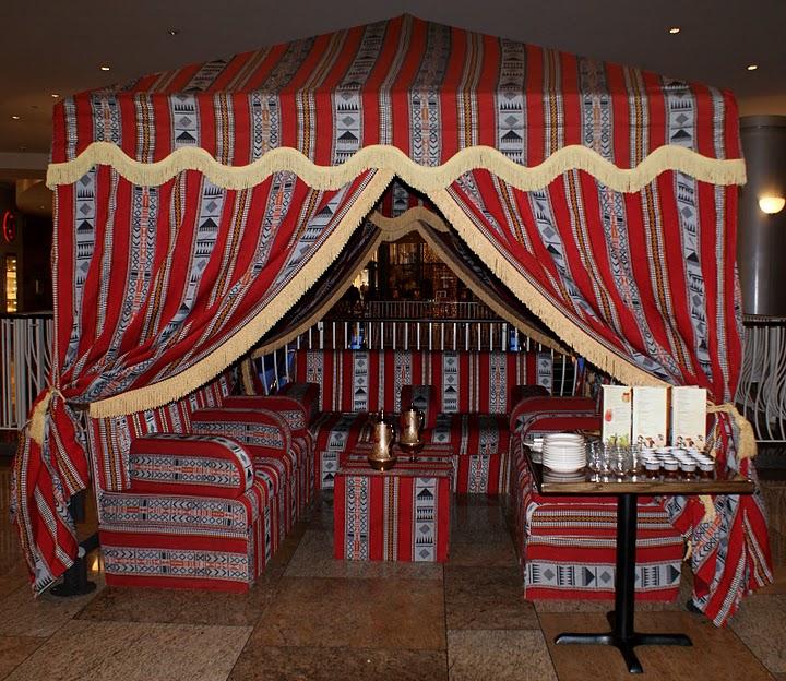 Arabian Tent Design