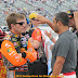 Caption this: Jamie McMurray & Juan Pablo Montoya