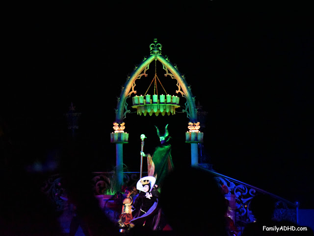 Walt Disney World Hocus Pocus Villain Spectacular 2015