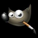 Logo do GIMP