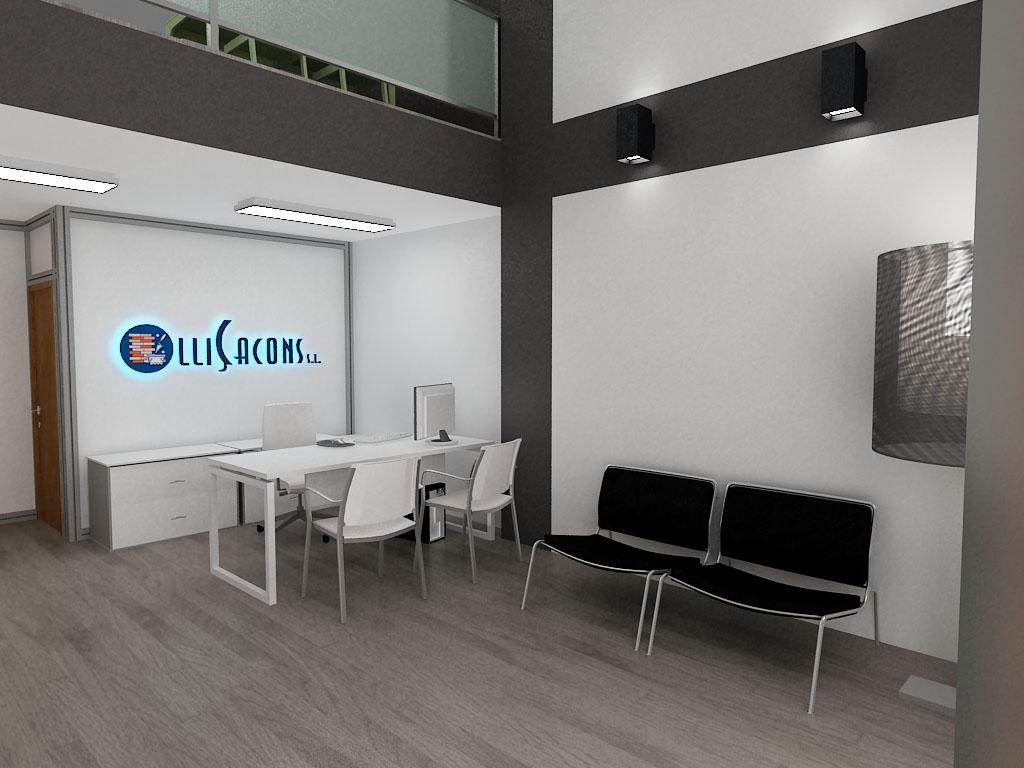 Colt12 dise o de oficinas para designia studio for Diseno de oficinas pdf