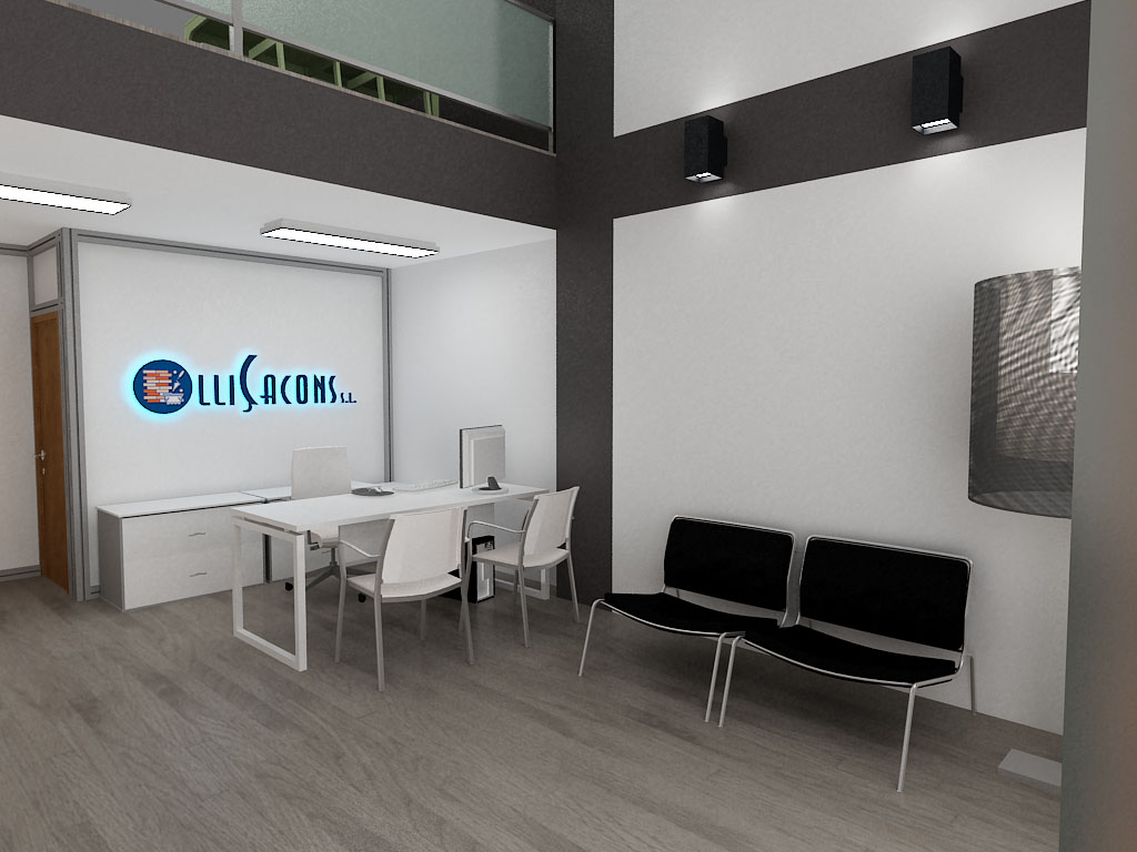 Colt12 dise o de oficinas para designia studio for Disenos para oficinas
