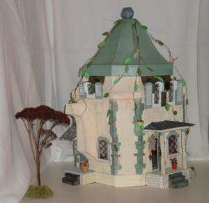 Paper Crafts Made With Paper The Enchanted Cottage Make