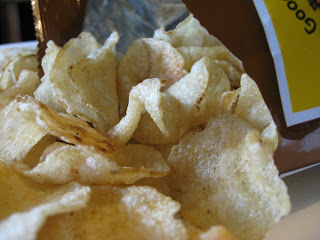 Avocado Oil Potato Chips, by Good Health Natural Foods, Made in USA