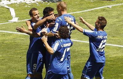 Spain Soccer Liga 2013