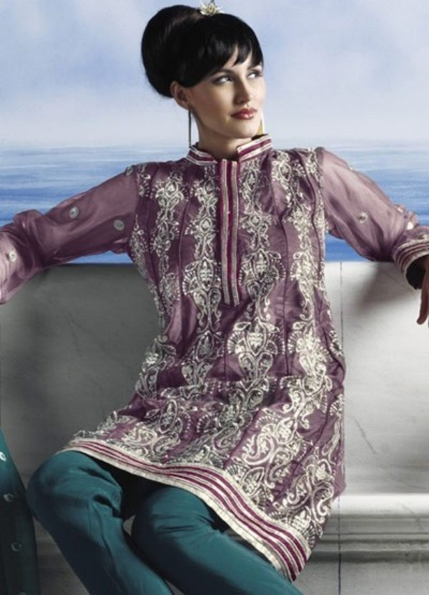 Party Wear Salwar Kameez Designs & Collection 2011 !