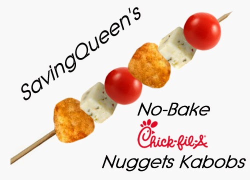 Chick-fil-A Nuggets Kabobs
