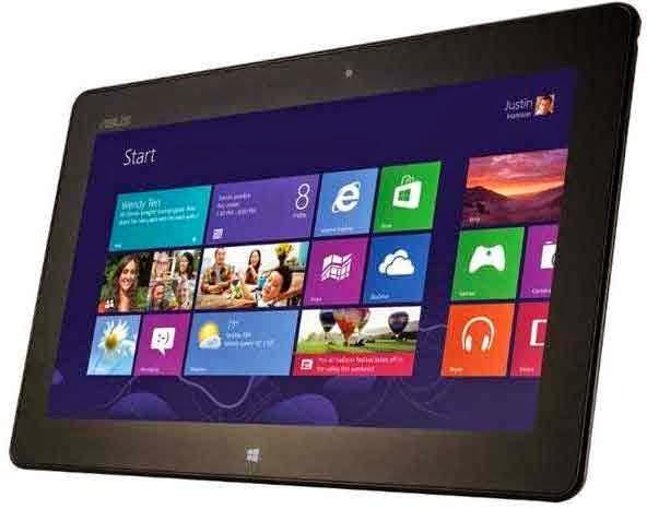 Asus viotab windows tablet