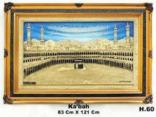KALIGRAFI-KA'BAH