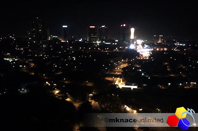 mknace unlimited | johor bahru night scenery