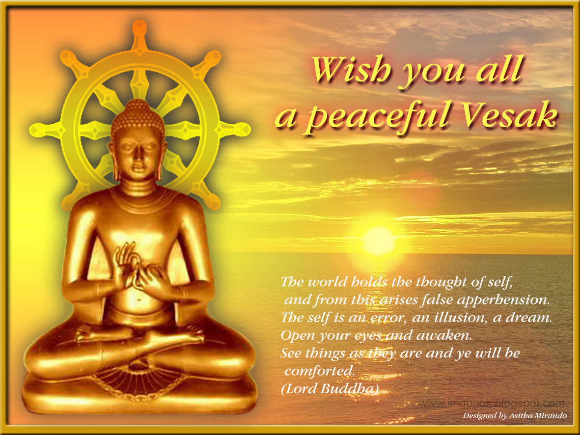 wesak day Buddha purnima, also known as vesak, is a buddhist holiday celebrating gautama buddha's life it is observed on the day of the full moon in may.