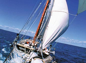 Local Culinary Offerings Highlight Tall Ship Manitou's 2013 Sailing Season