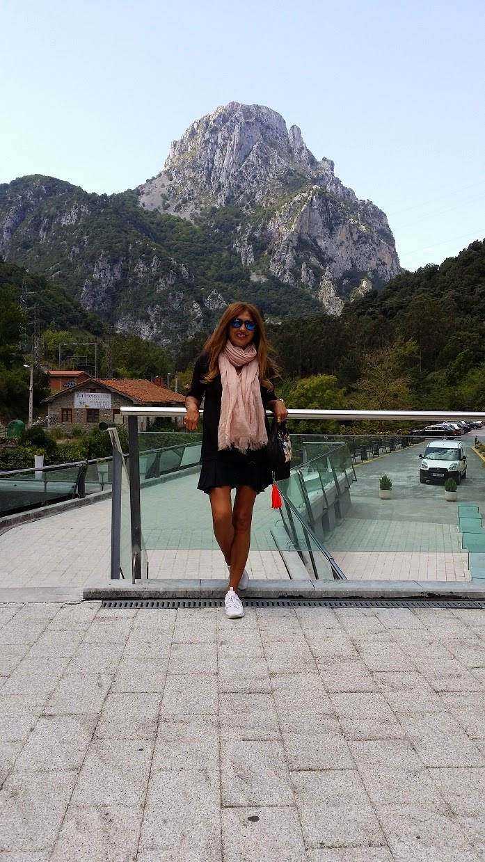 Balneario de La Hermida, Fuente De, Cantabria, Spa, Beauty, Lifestyle, travel, summer, holidays, mountain, beach, style, blog de moda, fashion blogger, Carmen Hummer