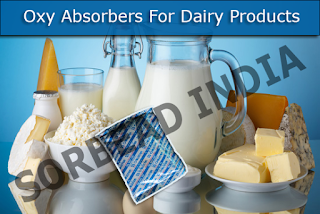Oxy Absorbers For Dairy Products