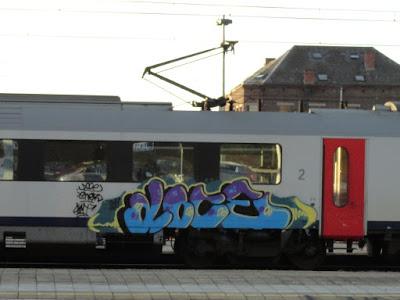 graffiti doce
