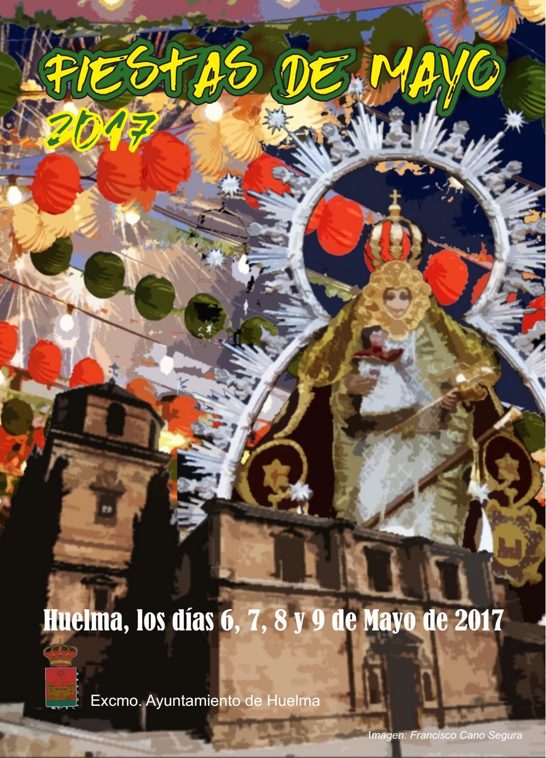 FIESTAS DE MAYO 2017