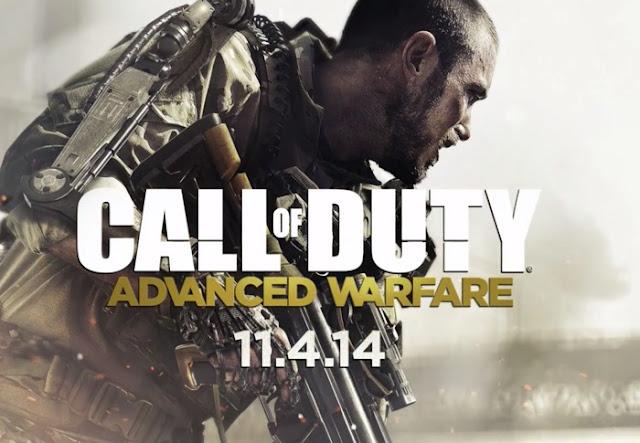 Call Of Duty: Advanced Warfare HD Cover Game