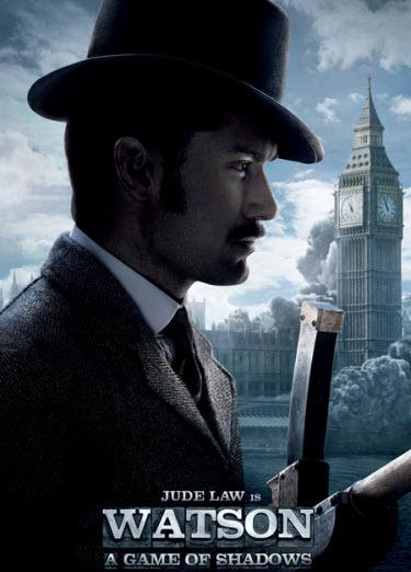 Sherlock Holmes 2 Movie Poster