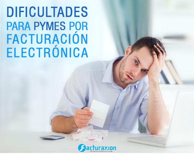 Dificultades para pymes por facturación electrónica