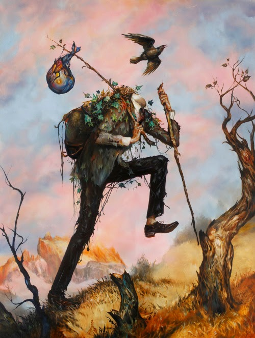 Esao Andrews - The Hiker
