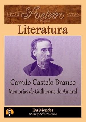 Memórias de Guilherme do Amaral pdf grátis