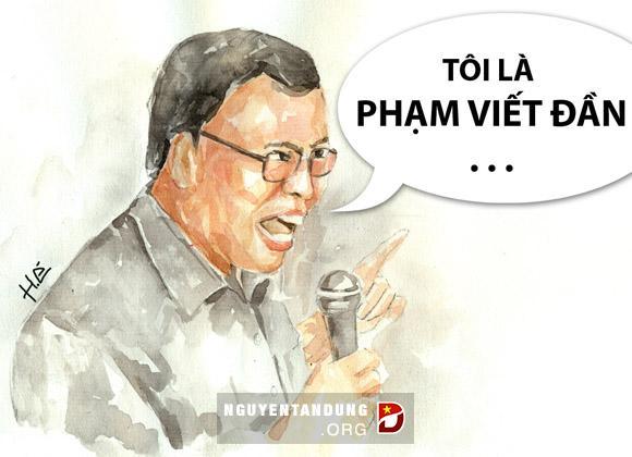 Từ một nhà văn, dịch giả Phạm Viết Đào bỗng dưng biến thành một blogger Phạm tội viết bừa, viết bậy