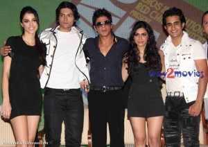 Shah Rukh Khan launches music album of Always Kabhi Kabhi