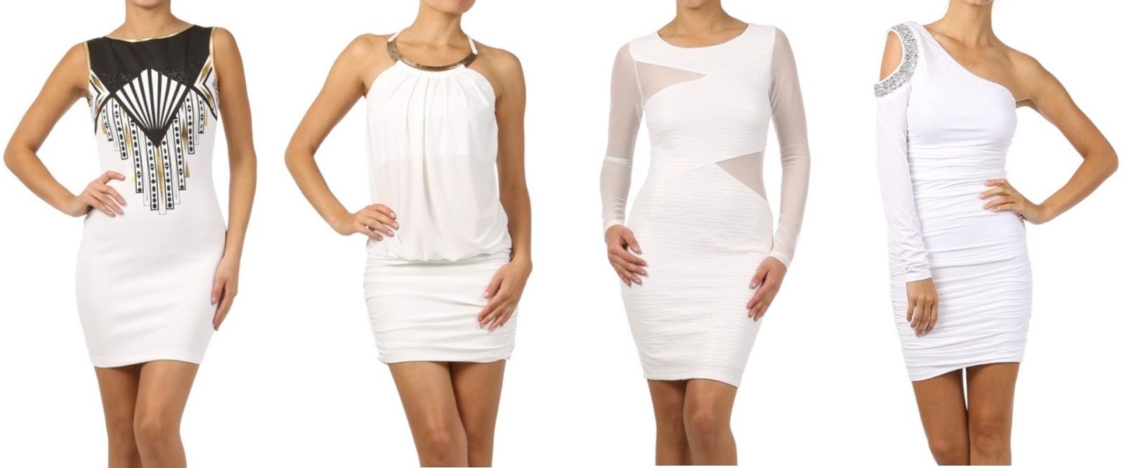 Encuentra gran variedad de vestidos blancos y accesoriosen IM Couture ...