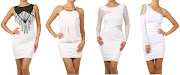 Encuentra gran variedad de vestidos blancos y accesorios en IM Couture
