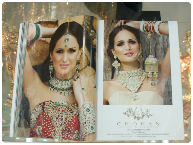 Chohan's jewellers ladypool road birmingham, asian bridal jewellery birmingham
