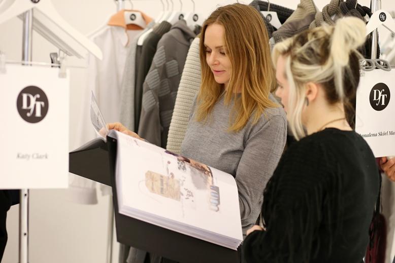 stella mccartney for designers for tomorrow, stella mccartney in berlin, dft stella mccartney