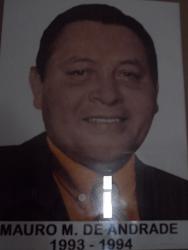 1993 - MAURO MARCELINO DE ANDRADE