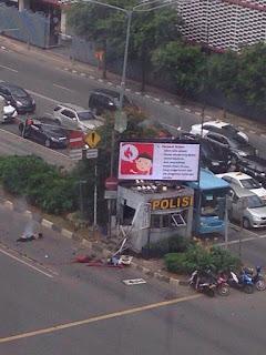 tempat kejadian bom sarinah thamrin jakarta pusat