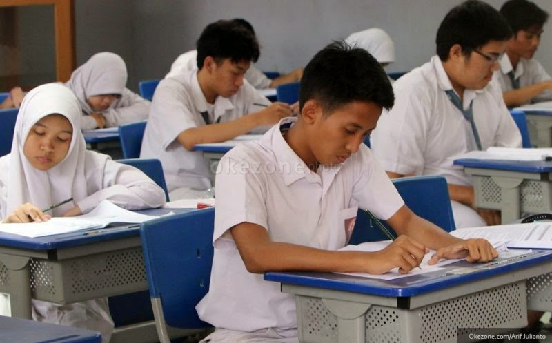 Bocoran Soal dan Kunci Jawaban Ujian Nasional SMA 2015