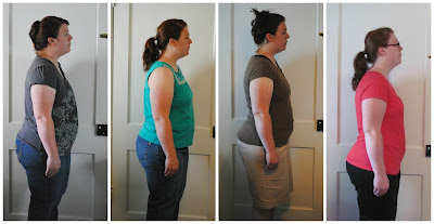 Trim Healthy Mama Before and After